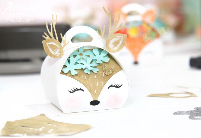 Bambi Mini Zierschachtel-Stampin Up