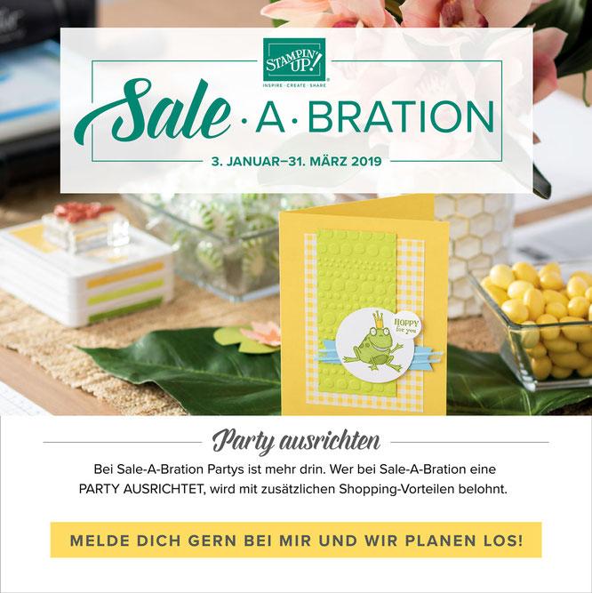 sale a ration party