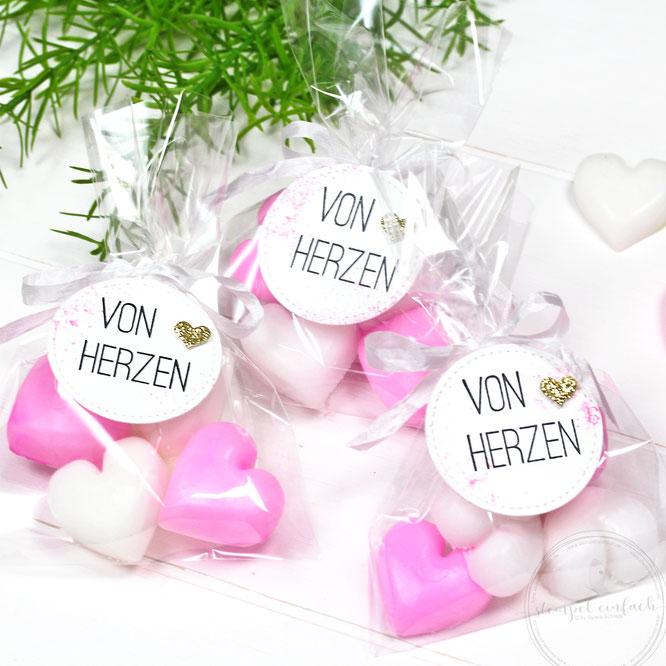 Von Herzen-Seifen-Valentinstagsgoodies-Stampin Up