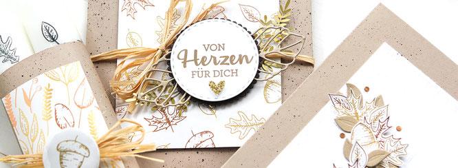 liebevoll verpackt-goldener herbst-stampinup