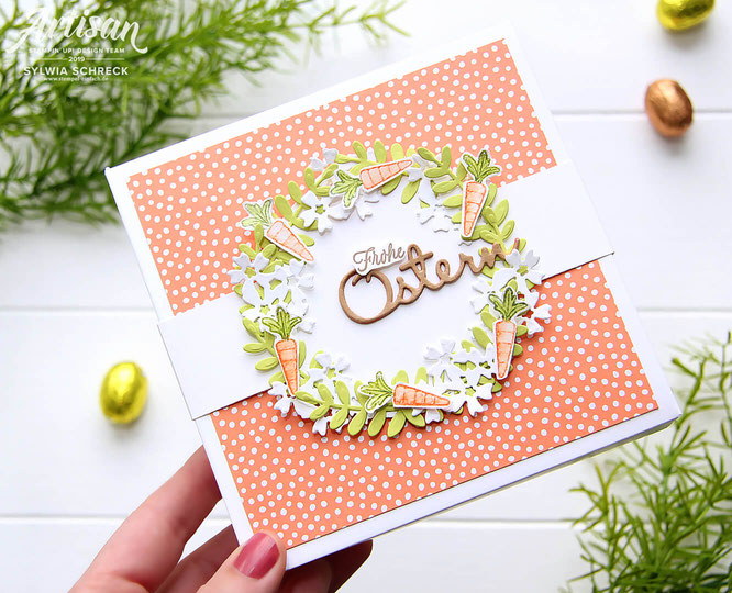 Verpackung fuer Ostern-Stampin up