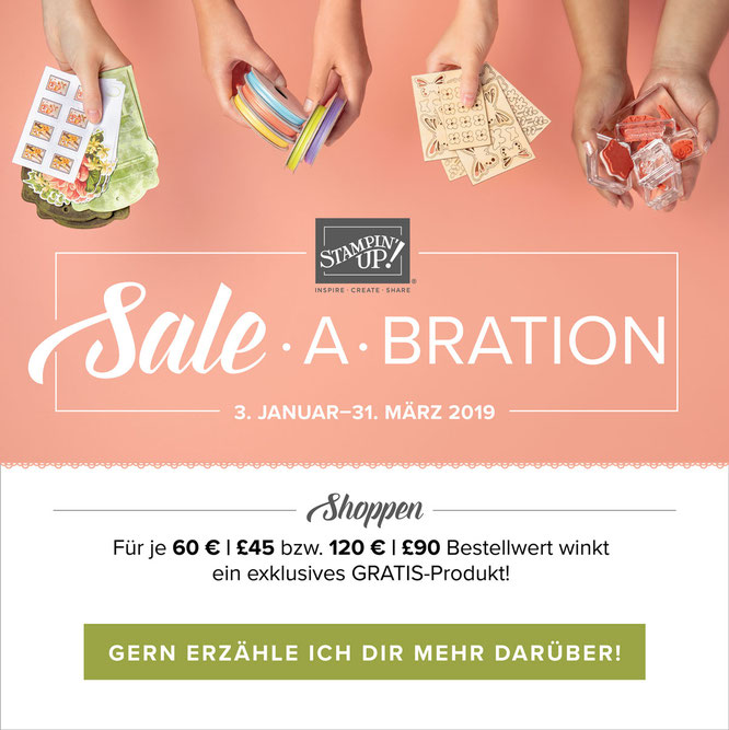 Sale a Bration 2019