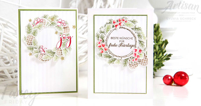 Besinnlicher Advent - Stampin Up