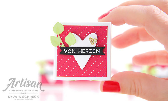Valentinstag-Verpackung-Stampin up