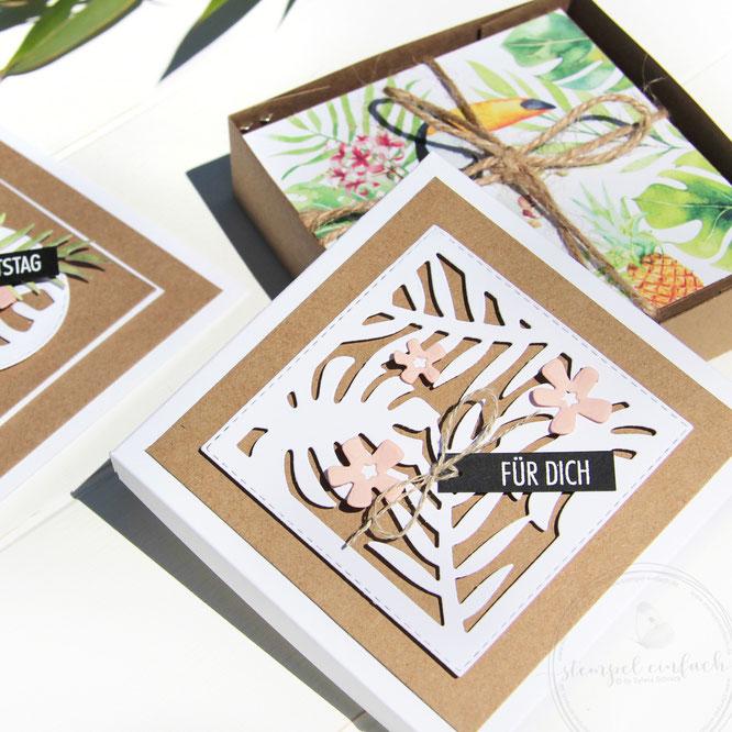 tropisches geschenkset-sylwia-schreck-stampin up