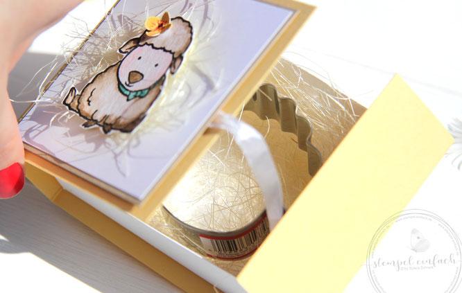 Ostergeschenke dekorativ verpacken
