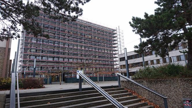 LPH 6 nach HOAI thermische Sanierung im Denkmalschutz