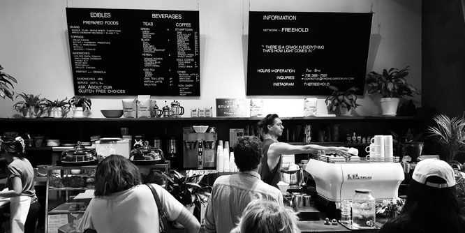 Freehold; Brooklyn; Coffee Shop; Cafe; live4happiness2day; bloggingforinspiration; NYC