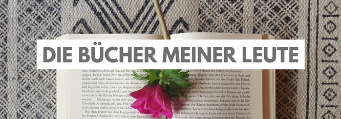 Die Bücher meiner Leute; Bücherliebe; Buchprojekt; Leseprojekt; Passion Projects; live4happiness2day; bloggingforinspiration