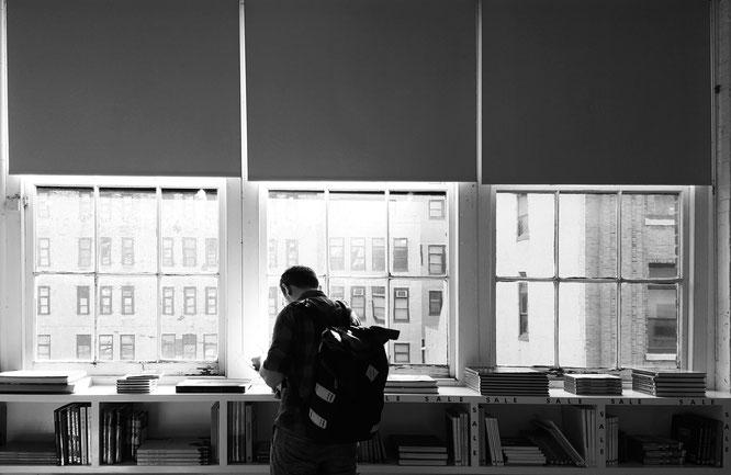 Aperture Foundation; Bookshop; Bookstore; Buchladen; Fensterfront; New York; NYC; New York City; live4happiness2day; blogginforinspiration