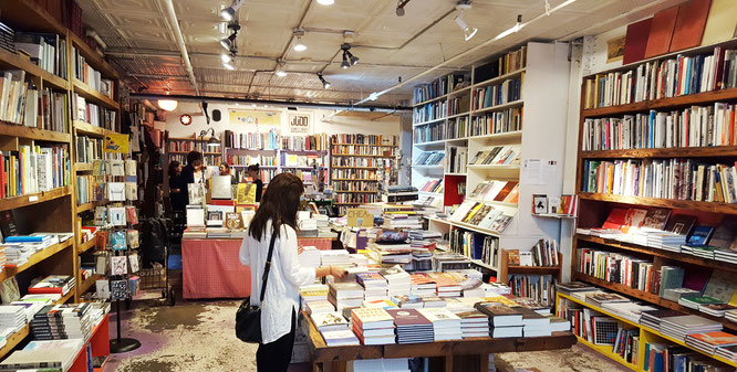 Spoonbill & Sugartown Booksellers; NYC; New York City; Books in New York City; Brooklyn; Williamsburg; Buchladen; live4happiness2day; bloggingforinspiration