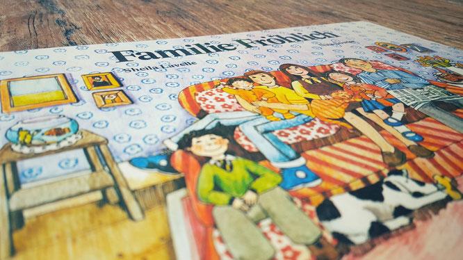 Familie Fröhlich; Die Bücher meiner Leute; live4happiness2day; bloggingforinspiration;