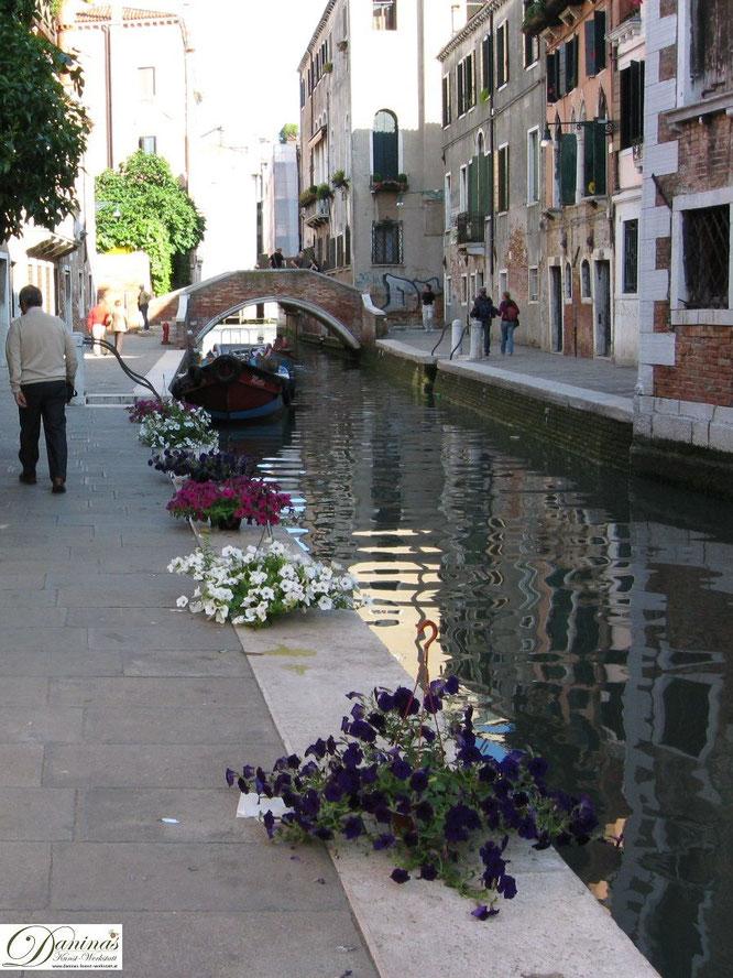 Venedig die Stadt der 444 Brücken