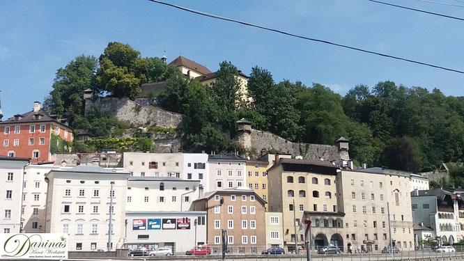 Kapuzinerberg mit Kapuziner Kloster