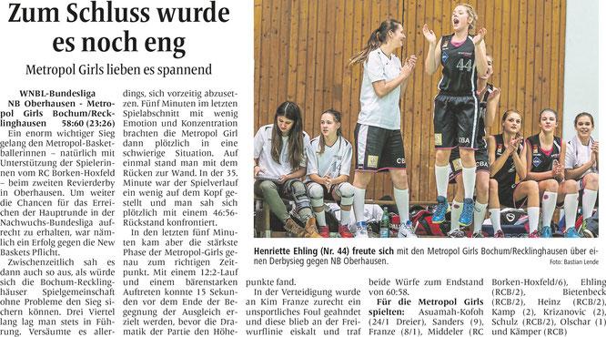 Borkener Zeitung November 2014