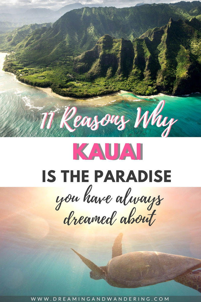 11 Reasons Why Kauai is The Paradise You have Always Dreamed About To Visit