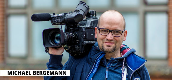 Michael Bergemann Video Producer Social Media Marketing
