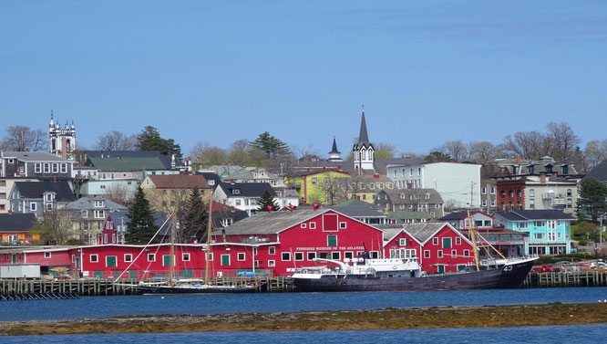 Lunenburg Fisheries Museum of the Atlantic