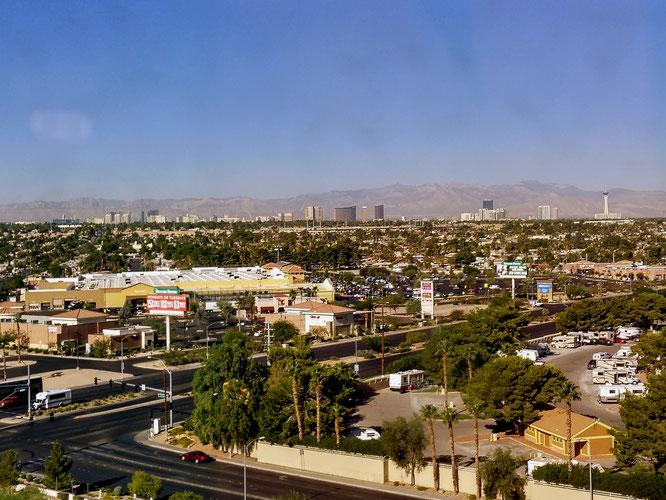 Parken Las Vegas