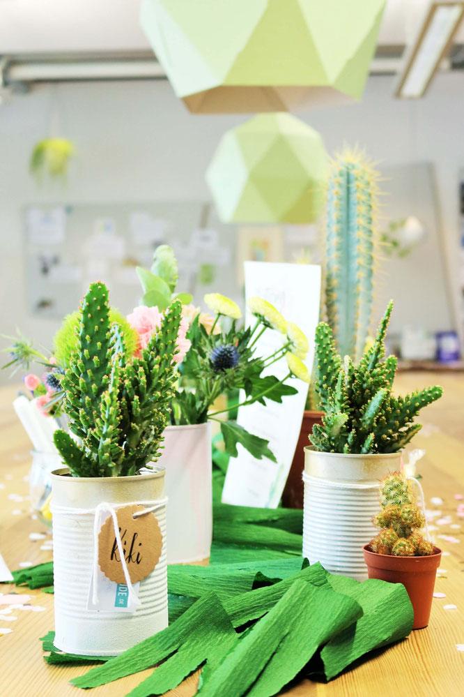 Bild: Kaktus Party Ideen zum feiern – Mit diesen Tipps und Ideen für Kaktus Deko, fiesta mexikana TexMex Rezepten und Kaktus Mottpoarty Inspirationen; gefunden auf www.partystories.de in Kooperation mit mohntage.com