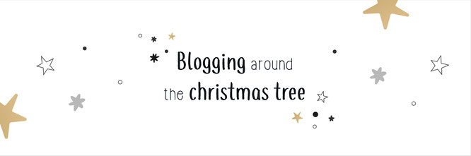 """Bild: Blogparade """"Blogging around the christmas tree"""", Ideen für Advent und Weihnachten wie DIY Dekoration, Rezepte und Geschenke mit Kreativbloggern und Foodbloggern"""