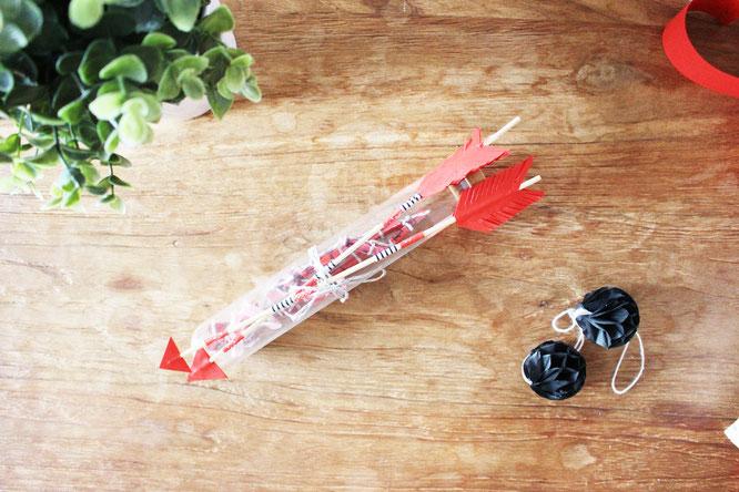 Bild: last-minute DIY Geschenkideen, Geschenke zum Valentinstag oder einfach mal so, Dates oder Komplimente im Glas, gefunden auf Partystories.de