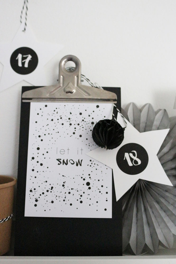 Diy Adventskalender Für Ihn Partystories Blog