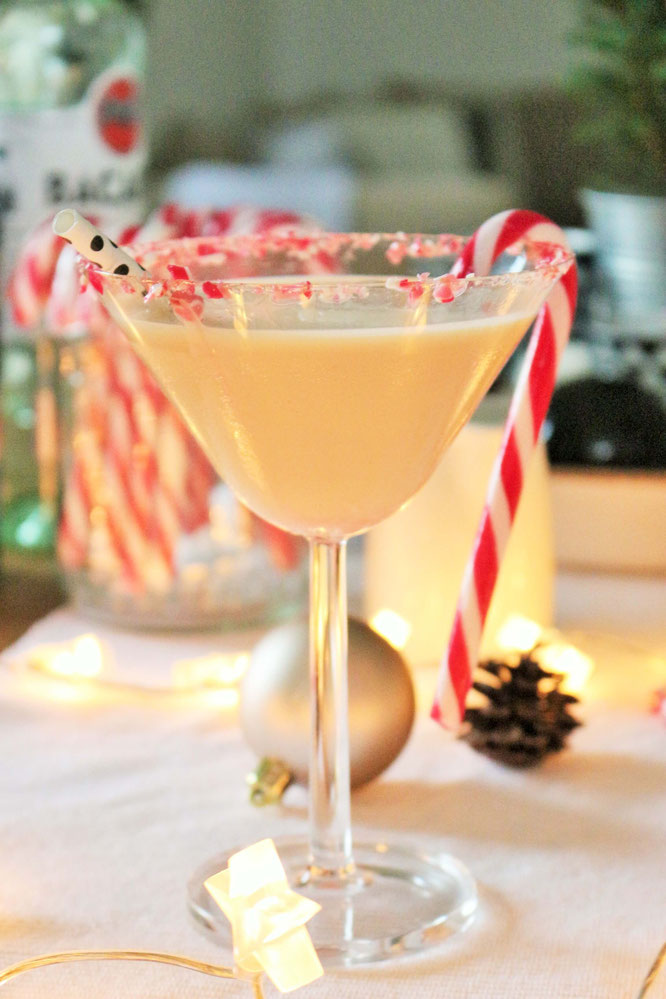 candy cane cocktail rezept partystories blog. Black Bedroom Furniture Sets. Home Design Ideas