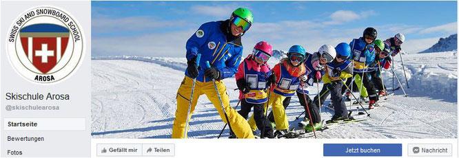Skiurlaub  Arosa
