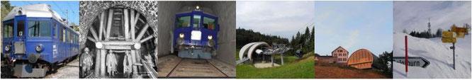 historische dampfzugfahrt