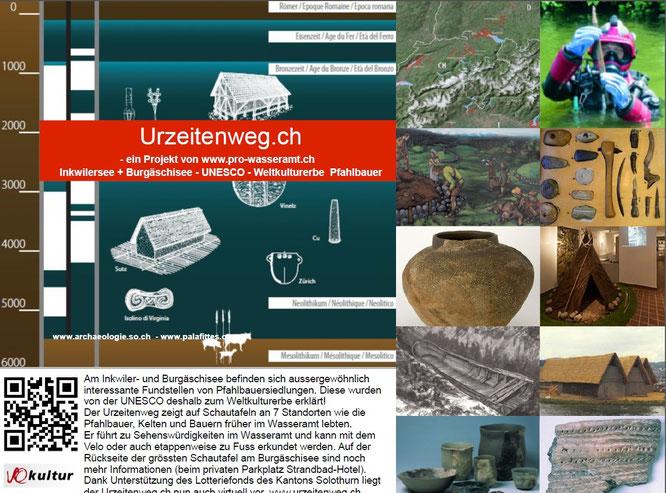 Pfahlbauer Mittelland Unescowelterbe Region Pfahlbauer