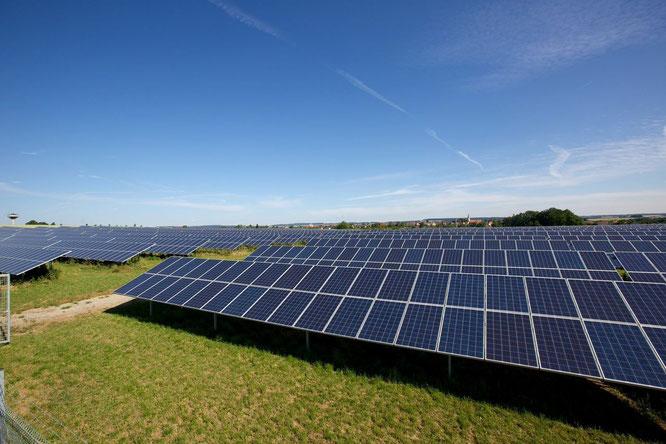 Solarpark Reute