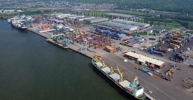 Transport de conteneurs Rouen / La Réunion avec Long-cours