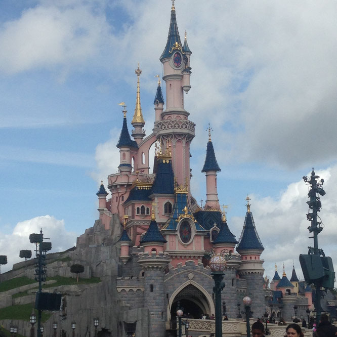 Schloss Disneyland paris