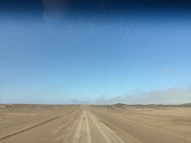 Auszeit in Namibia
