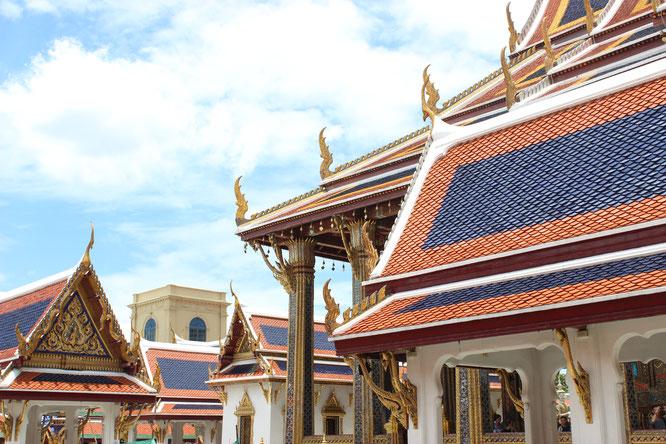 Taihland-königs-tempel-bangkok