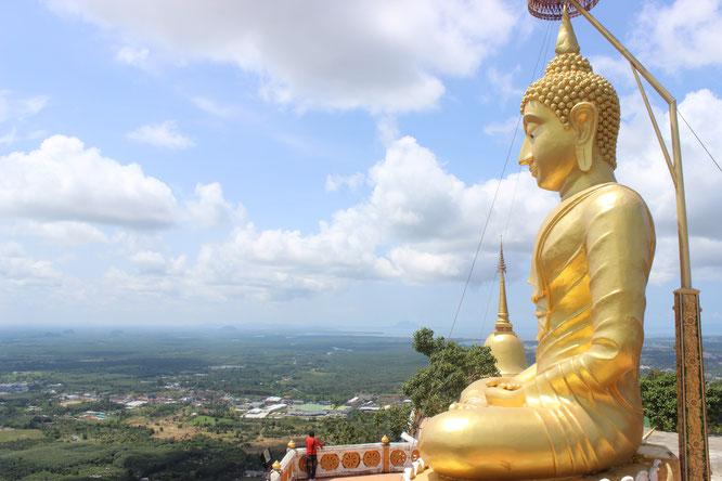 Thailand-Tiger-Cave-Tempel