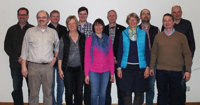 Vorstand vlf-Dithmarschen