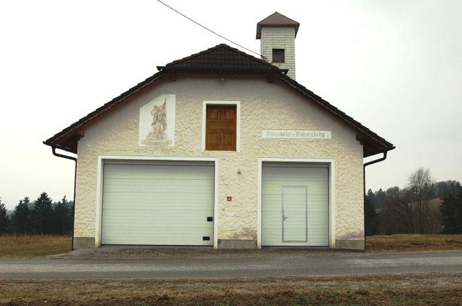 Feuerwehrhaus Roisenberg in Arbing