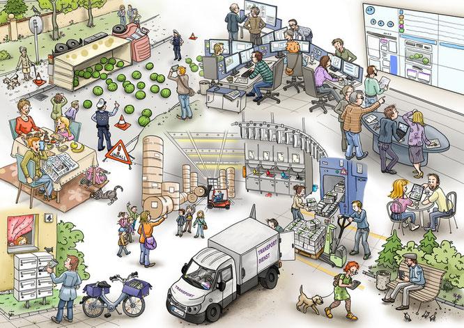 Zeichnung: Anke Krakow / TBM