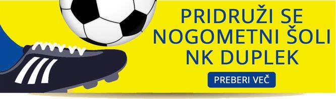 Nogometna šola NK Duplek