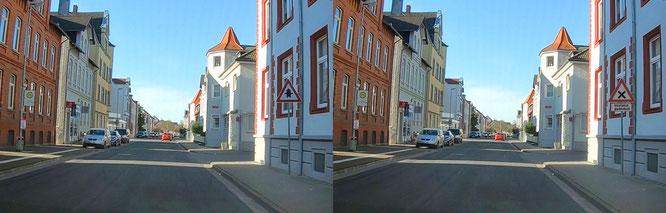 Plötzlich rechts vor links! Die Vorfahrt wurde geändert.
