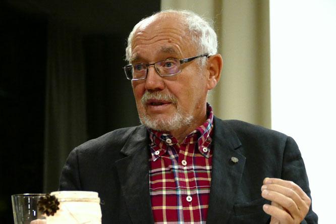 Zeitzeuge Hans-Werner Pabst mit spannenden Geschichten zum Liberalismus in der der DDR