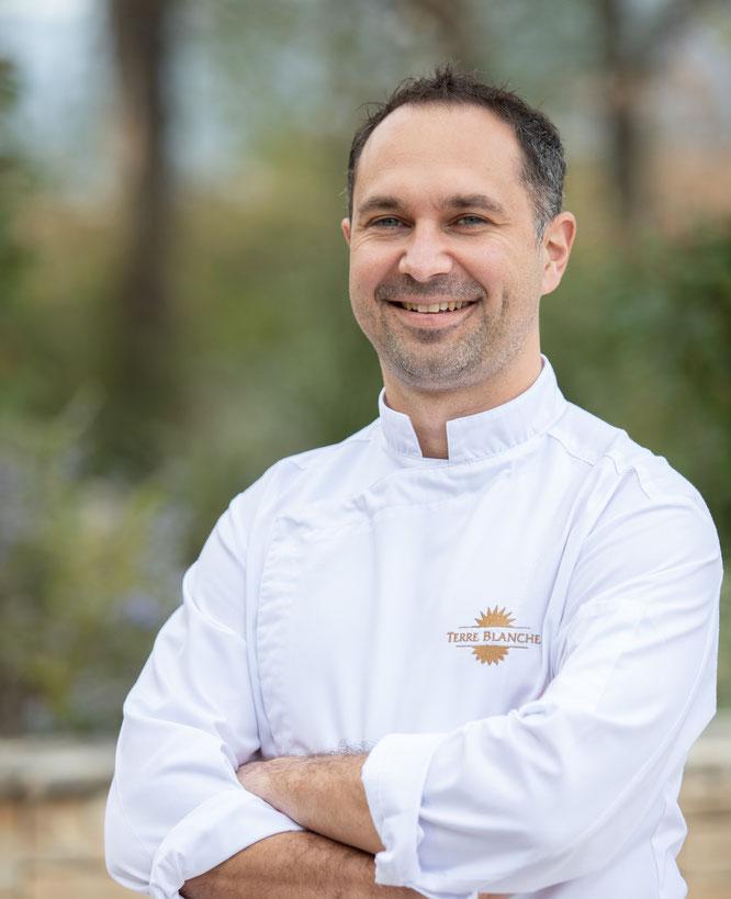 Gourmandises TV - Le nouveau Chef de Terre Blanche, Christophe Schmitt - 83440 Tourrettes, Provence-Côte-d'Azur