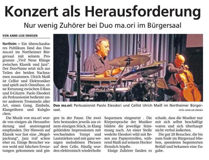Northeimer Neueste Nachrichten 07.10.2019