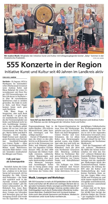Northeimer Neuestes Nachrichten, 01.06.2019