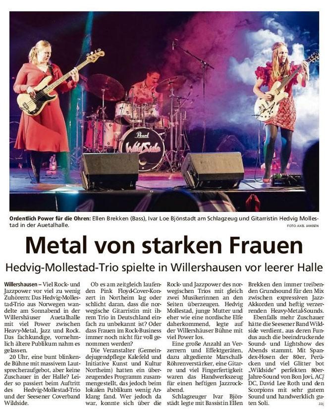 Northeimer Neueste Nachrichten / 20.11.2019