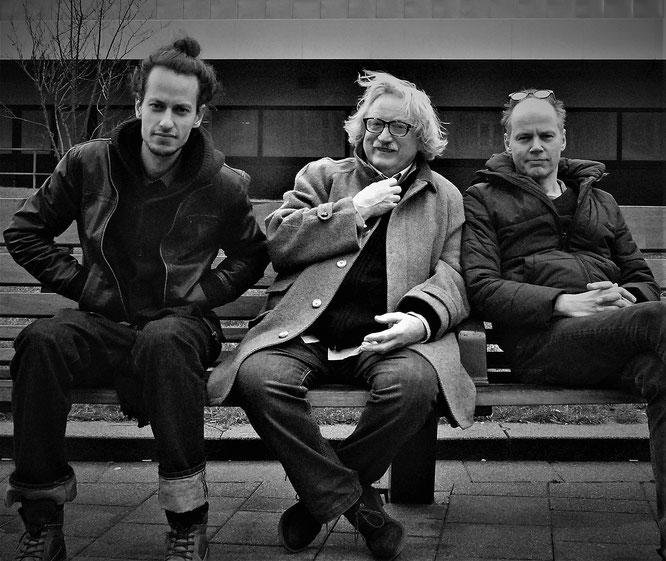 Jasper van´t Hofs B.E.Trio