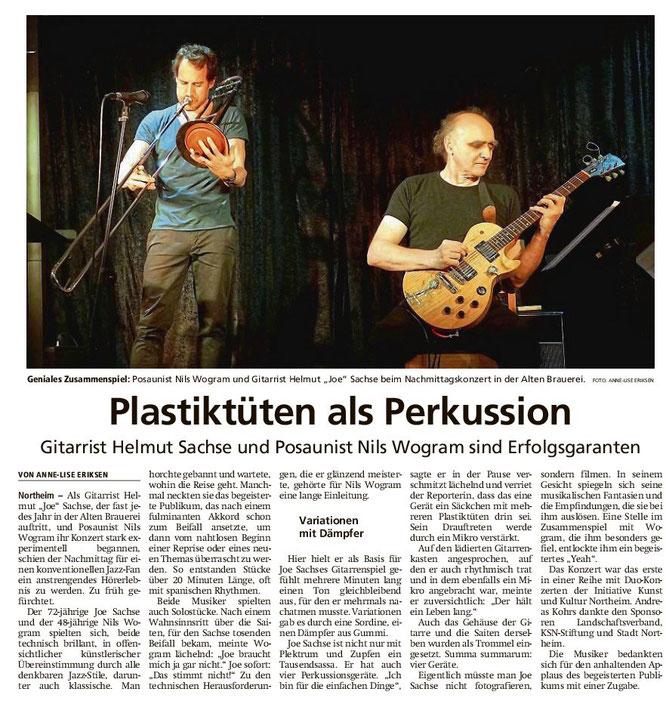 Northeimer Neueste Nachrichten, 04.03.2020