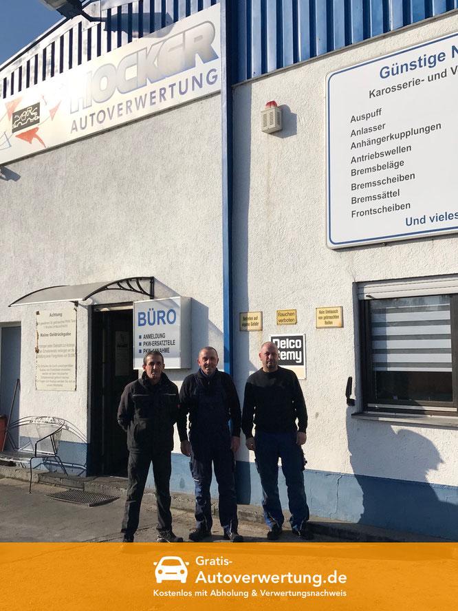 Autoverwertung Hocker GmbH